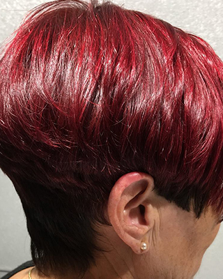 Coloration/soin  MJ HAIR.USA